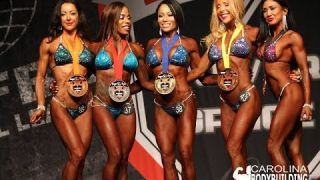 2019 IFBB Pro Masters and NPC Bodybuilding Championships Raleigh NC