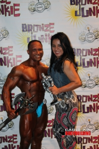 Bodybuiling at the victory classic 2015