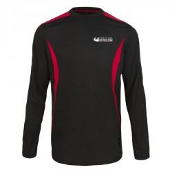 Carolina Bodybuilding Custom Kemah Long Sleeve Tech T-Shirt