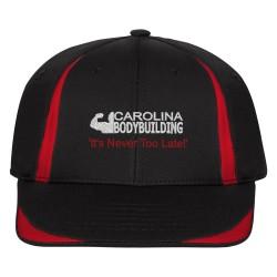 Carolina Bodybuilding Custom Twill Cap