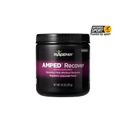 Amped Recover Post Workout with BCAA