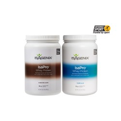 IsaPro Whey Protein - Muscle Growth and Metabolism