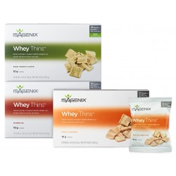 Whey Thins - Protein-Packed to Support Weight Loss