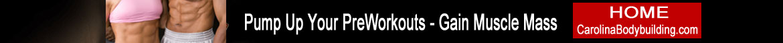 Carolina Bodybuilding a Fitness, Healthy and Bodybuilding community website