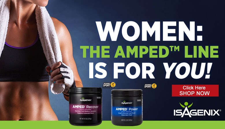 Weight loss and lean muscle building supplements for women